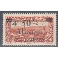 Alaouites - numéro 44 - neuf avec charnière
