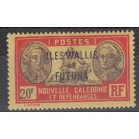 Wallis et Futuna - numéro 65 - neuf avec charnière