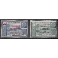 Wallis et Futuna - numéro 131/32 - neuf avec charnière