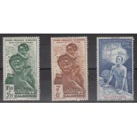 Wallis et Futuna - numéro PA 1/3 - neuf avec charnière