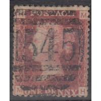 Grande Bretagne - Numéro 26 planche 190 - Oblitéré
