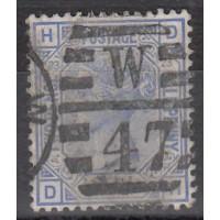Grande Bretagne - Numéro 62 - Oblitéré