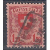 Suisse - numéro 209 - Oblitéré