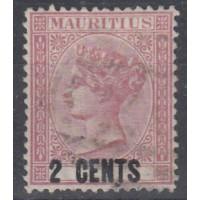 Maurice - numéro 47 - Oblitéré
