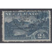 Nouvelle-Zélande - numéro 73a - Oblitéré