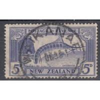 Nouvelle-Zélande - numéro 200 - Oblitéré