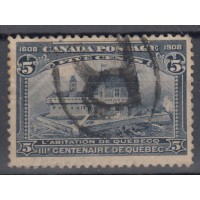Canada - numéro 88 - Oblitéré