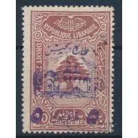 Grand-Liban - numéro 197 - Oblitéré