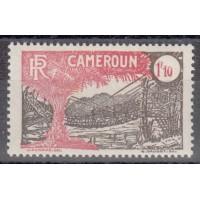 Cameroun - numéro 144 - Neuf  avec charnière