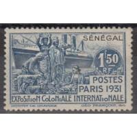 Sénégal - numéro 113 - Oblitéré