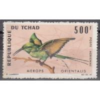 Tchad - numéro PA 34 - Oblitéré
