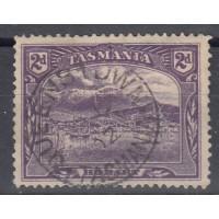 Tasmanie - numéro 61 - Oblitéré