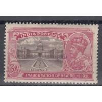 Inde Anglaise - numéro 131 - Neuf sans charnière