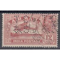 Inde Anglaise - numéro PA 6 - Oblitéré