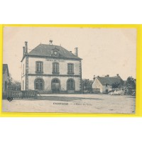 36 Eygurande - L'Hotel de Ville