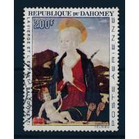 Dahomey - numéro PA 82 - Oblitéré