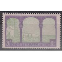 Algérie - numéro 85 - Neuf avec charnière