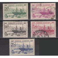 Algérie - numéro 153/57 - Oblitéré