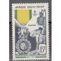 AEF - Numéro 229 - Neuf avec charnière