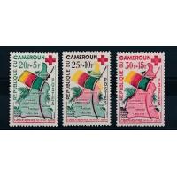 Cameroun - numéro 314/316 - Neuf sans charnière