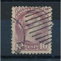 Canada - numéro 34a - Oblitéré