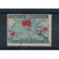 Canada - numéro 73a - Oblitéré