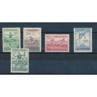 Belgique - numéro 827/31 - neuf avec charnière