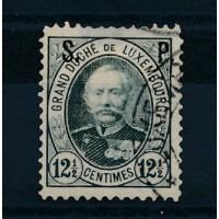 Luxembourg - numéro S 68 - oblitéré