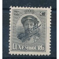 Luxembourg - numéro S 140 - neuf sans charnière