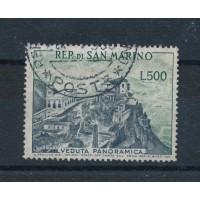 Italie, St Marin - numéro 444 - oblitéré
