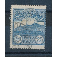 Italie, St Marin - numéro 38 - oblitéré
