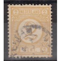 Pays-Bas - numéro 32a - oblitéré