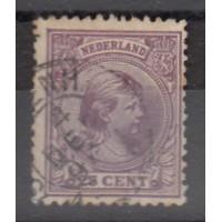 Pays-Bas - numéro 42 - oblitéré