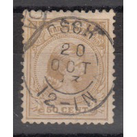 Pays-Bas - numéro 43 - oblitéré