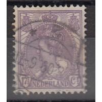 Pays-Bas - numéro 56 - oblitéré