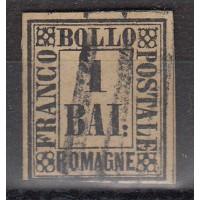 Italie - Romagne - numéro 2 - oblitéré