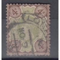 Grande Bretagne - numéo 97 - oblitéré