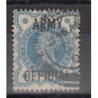 Grande Bretagne - Army-official - numéro 42 - oblitéré