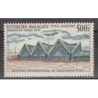 Madagascar - numéro PA 105 - neuf avec charnière