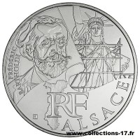 10 €uros France 2012 Alsace
