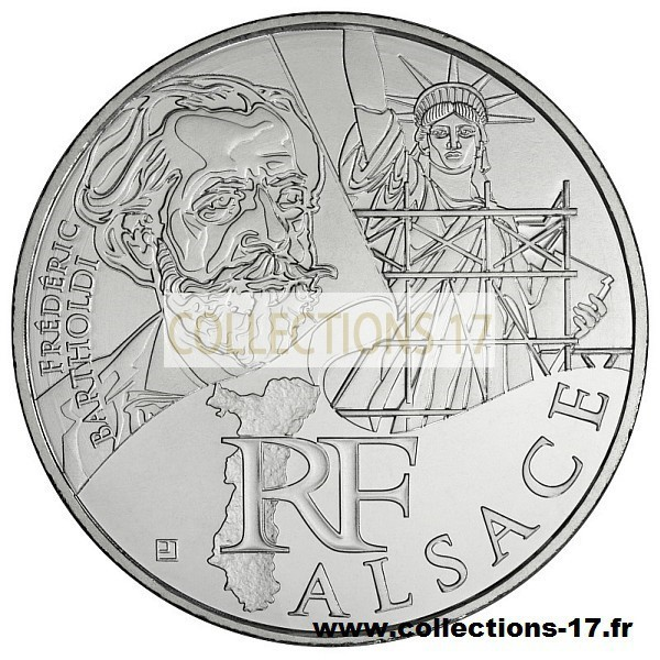 10 €uros France 2012