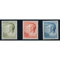 Luxembourg - numéro 869/71 - neuf sans charnière