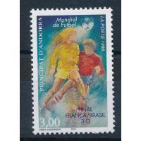 Andorre - numéro 507 - neuf sans charnière