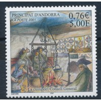 Andorre - numéro 551 - neuf sans charnière