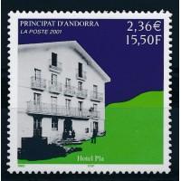 Andorre - numéro 553 - neuf sans charnière