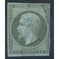 France - numéro 11 - oblitéré