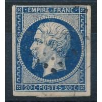 France - numéro 14a - oblitéré