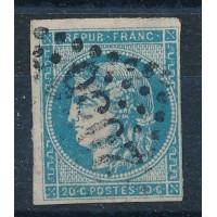 France - numéro 45a - oblitéré
