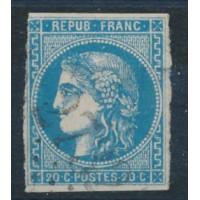 France - numéro 45b - oblitéré