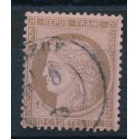 France - numéro 58 - oblitéré